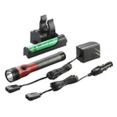 Streamlight 75484 Stinger LED HL Rechargeable Flashlight - 120/DC - Red