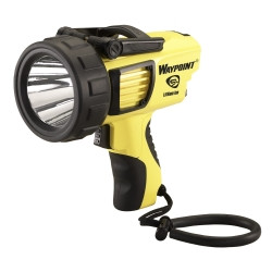 Streamlight 44910 Waypoint Rechargeable Pistol Grip Spotlight With Ac - Yellow