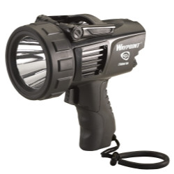 Streamlight 44911 Waypoint Rechargeable Pistol Grip Spotlight With Ac - Black