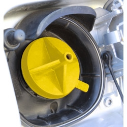 Vacutec WVA-063 Universal Fuel Cap Adapter