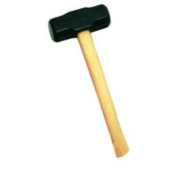 "Vaughan 57106 36"" 6 lb. Double Face Sledge Hammer"