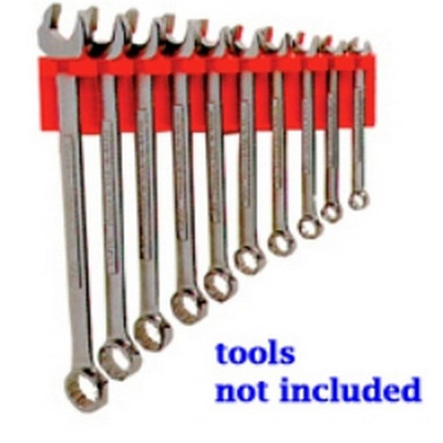 Mechanics Time Saver 681 Red Wrench Holder   10-19mm