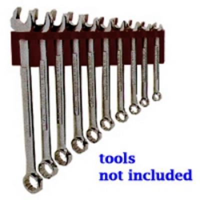 Mechanics Time Saver 688 Black Wrench Holder   10-19mm