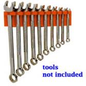 Mechanics Time Saver 684 Orange Wrench Holder   10-19mm