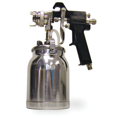 Buffalo Tools PSG1Q 1 Quart Industrial Paint Spray Gun