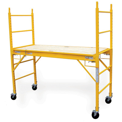 Pro-Series GSSI 6-Foot Multipurpose Scaffolding