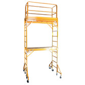 Pro-Series TOWERINT Two Story Rolling Scaffold Tower