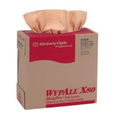 Kimberly Clark 5930 Wypall X80 Towels 80 per Box