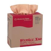 Kimberly Clark 5930 Wypall X80 Towels 80 per Box