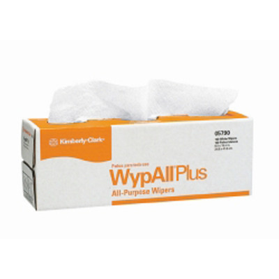 Kimberly Clark 5790 Wypall Plus Shop Towels