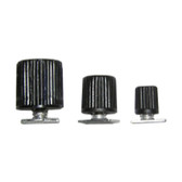 """Vim Products MR-SA Magrail TL 1/4"""" Replacement Socket Studs and T Bolt, 10 Pack"""