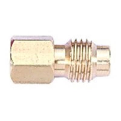 Mastercool 82634 1/4 FL-F x 1/2 ACME-M Charging Adapter