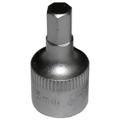 "Vim Products SHM405 5mm hex Onepc dr Bit 1/4""sq"