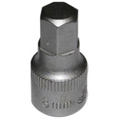 "Vim Products SHM408 8mm Hex 1/4"" Square Drive"
