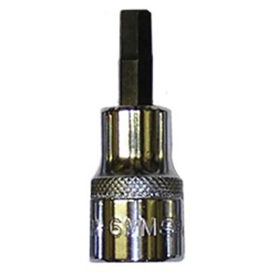 "Vim Products HM-6MM 3/8"" Drive 6mm Hex Bit"