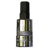 "Vim Products HM-9MM 3/8"" Drive 9mm Hex Bit"
