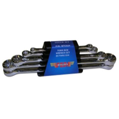 Vim Products WTC624 5-Piece Torx Box Wrench Set