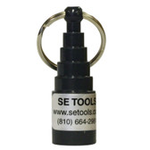 S.E. Tools 931KC Keychain Magnet with 14 lb. Pull