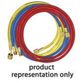 "Mastercool 84723 72"" Red Hose for R134a"