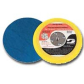 "Dynabrade Products 56107 6"" DIameter Non-Vacuum DIsc Pad, Vinyl-Face"