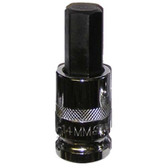 "Vim Products HM-14MM 1/2"" Drive 14mm Hex Bit Socket"