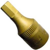 Assenmacher H 985-19 1/2in. Drive Hex Bit Socket - 19mm
