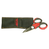 Vim Products WS55 Heavy Duty Work Shears with Belt Loop Sheath