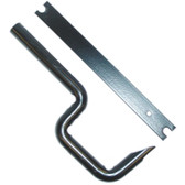 "Steck Manufacturing 21835 Door Hinge ""Pin Popper"""