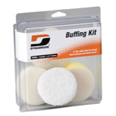 "Dynabrade Products 76000 3"" Buffing Pad Kit"