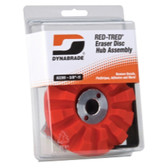 Dynabrade Products 92295 Red-Tred Eraser Disc Hub Assembly