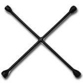 Ken-tool 35630 NutBusters Four Way Lug Wrench - 20""