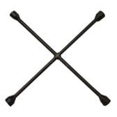"Ken-tool 35662 4 Way 18"" Compact Economy Lug Wrench"