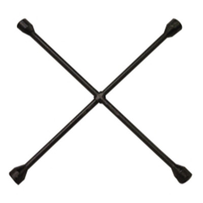 "Ken-tool 35662 4 Way 18"" Compact Economy Lug Wrench"