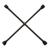 "Ken-tool 35663 4 Way 18"" Economy Lug Wrench - Metric"