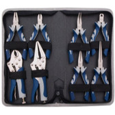 VIM Tools MP200 8 Piece Miniature Plier Set