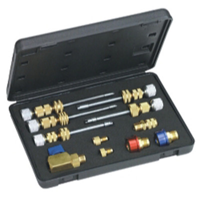 Mastercool 58490 Universal A/C Valve Core Remover and Installer Kit R-12 / R-134a