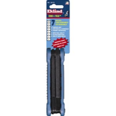 Eklind Tool Company 25172 7 Piece Ergo-Fold Metric Hex Key Set
