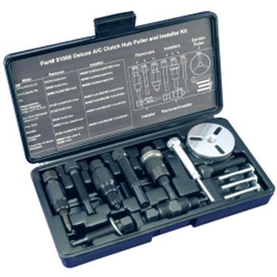 Mastercool 91000-A Deluxe Clutch Hub Puller/Installer Kit