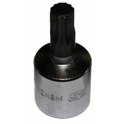 Vim Products XZN108 8mm XZN Stubby Driver