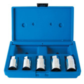 Assenmacher 202 5 Piece Fractional Stud Remover / Installer Set