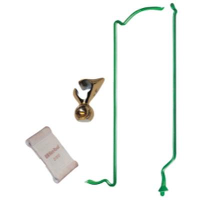 Ken-tool 35453 4 Piece Serpent Tire Changing Set