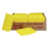 Marson 20395 Marson Yellow Spreaders - 150 per case