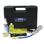 Mastercool 53451-110 Rechargeable True UV Light with 25 Application Dye Kit