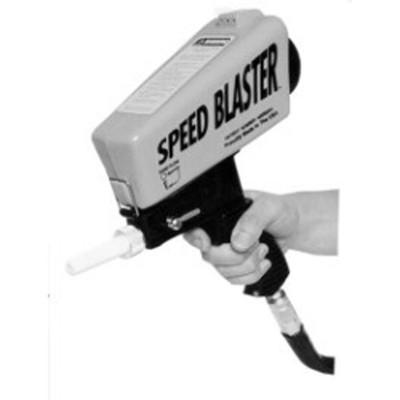 Unitec 007R Speed Blaster Sandblast Gun - Red