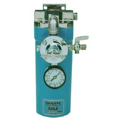 Sharpe Manufacturing 6720 120CFM / 50CFM 1/2in. Inlet Air Filter / Regulator