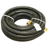 "Apache 91001817 5/8"" x 50' Heavy Duty EPDM Wash Rack Hose"