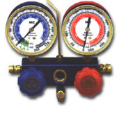 Mastercool 89772 2-Way Manifold Gauge