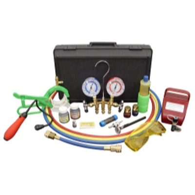 Mastercool 66661-KIT Complete A/C Diagnostics and Service Kit