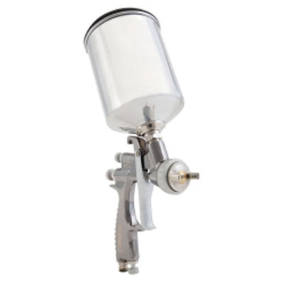 Sharpe Manufacturing 288887 Finex FX2000 Gravity Feed Conventional Spray Gun with 1.8mm Nozzle