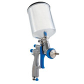 Sharpe Manufacturing 288879 Finex FX3000 Gravity Feed HVLP Spray Gun with 1.3mm Nozzle